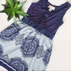 •• Francesca's}} Paisley Skater Dress    CASUAL